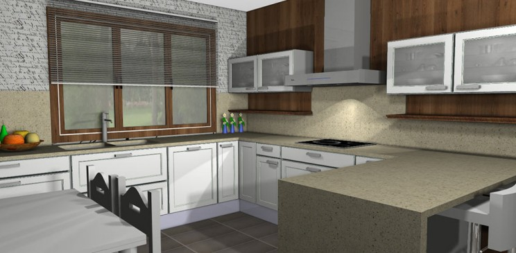 Cocina contempor nea pc11 cocinas proyectos mob 3 des for Diseno de interiores 3d data becker